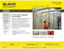 Elavo Högbyggda ställverksgolv på webbplats