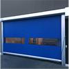 Fasadport för stora krävande öppningar, viktlös och stryktålig