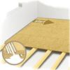 Contifloor, golvspånskiva med not och fjäder