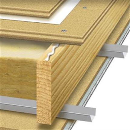 Byggelit Compactfloor golvspånskiva