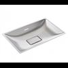 IC1 tvättställ av rostfritt stål