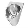Intra EDU-1WF urinal av rostfritt stål