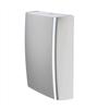 Intra Millinox MXP pappersbehållare av rostfritt stål