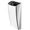 Intra Millinox MXA3 avfallsbehållare, rostfritt stål