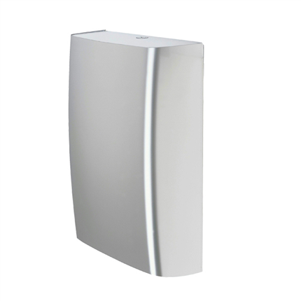Intra Millinox MXP pappersbehållare