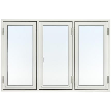 Traryd sidohängt fönster Genuin