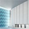 BAUX Panels Träullit akustikskivor i lobby