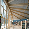 Träullit takelement, Enköpings Bibliotek