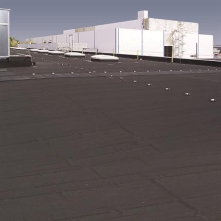 Resitrix MB tätskikt för mekanisk infästning och ballasterat system