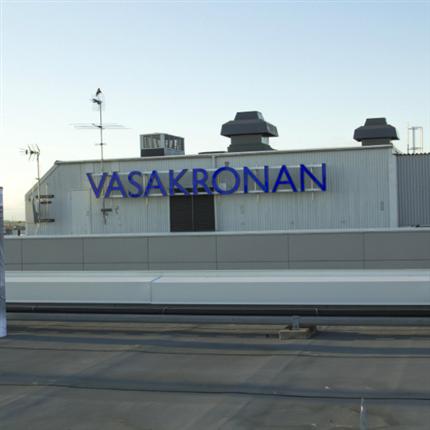Resitrix, Vasakronan på Lindhagensplan