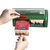 Salvequick plåsterautomat med nyckel vid refillerbyte