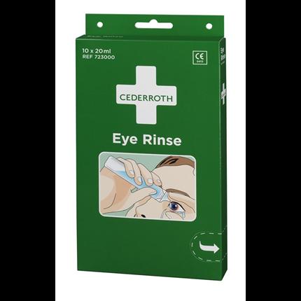 Cederroth Eye Rinse dispenser
