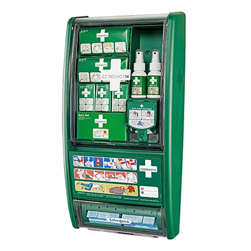 Orkla Care First Aid brandstation