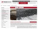 Thrace TG4545S geonät på webbplats