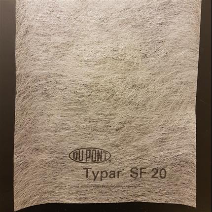 Typar SF20 dräneringsduk