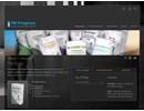 Bygg byggspackel på webbplats