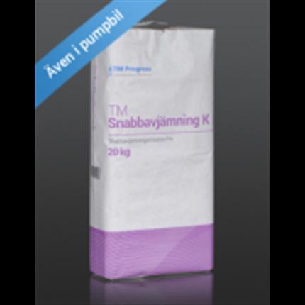 TM Snabbavjämning K avjämningsmassa