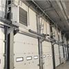 Fläktluftvärmare SWS i miljö