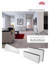 SL, SLS & SLW fläktkonvektorer