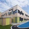 Cembrit Cover fasadskivor, Rustad Skole, Norge