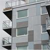Cembrit fasadskivor Patina Original och Solid, Kv Amazon, Mossholmen