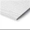 Cembrit Plank trästrukturerad fasadplanka, vit CP 010