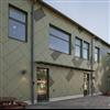 Cembrit Solid fasadskivor i två färger