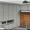 Cembrit W 146-8 fasadskivor, vågformade
