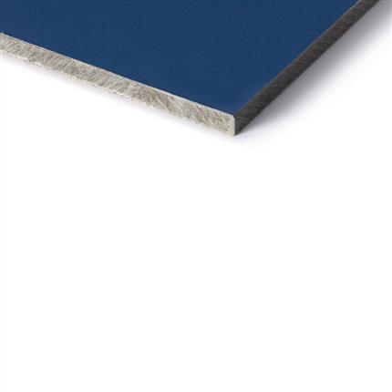 Cembrit Cover fasadskiva blå