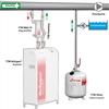 TTM Offset utjämningskärl och undertrycksavgasare TTM NoXygen 650 i värme-, kyl- och återvinningssystem