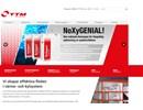 TTM NoXygen avgasare på webbplats