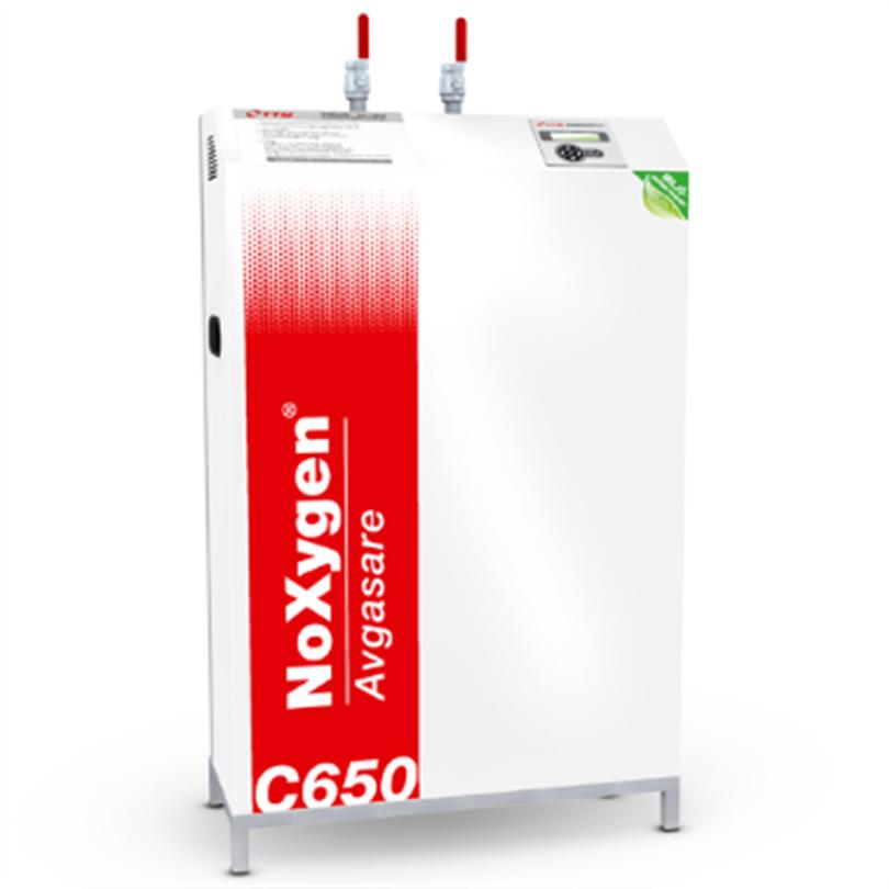 TTM NoXygen C650 avgasare