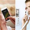 Axema Porttelefoni för mobil eller fast telefon