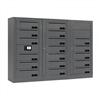 myRENZbox e-Line, intelligent boxsystem för brev- och pakethantering