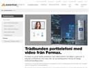 Fermax Porttelefoni på webbplats