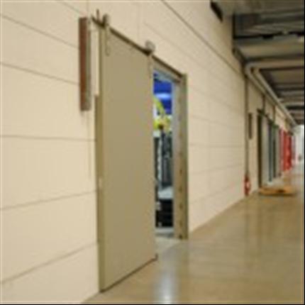 Maxidoor brandsäkra skjutportar SKJ60