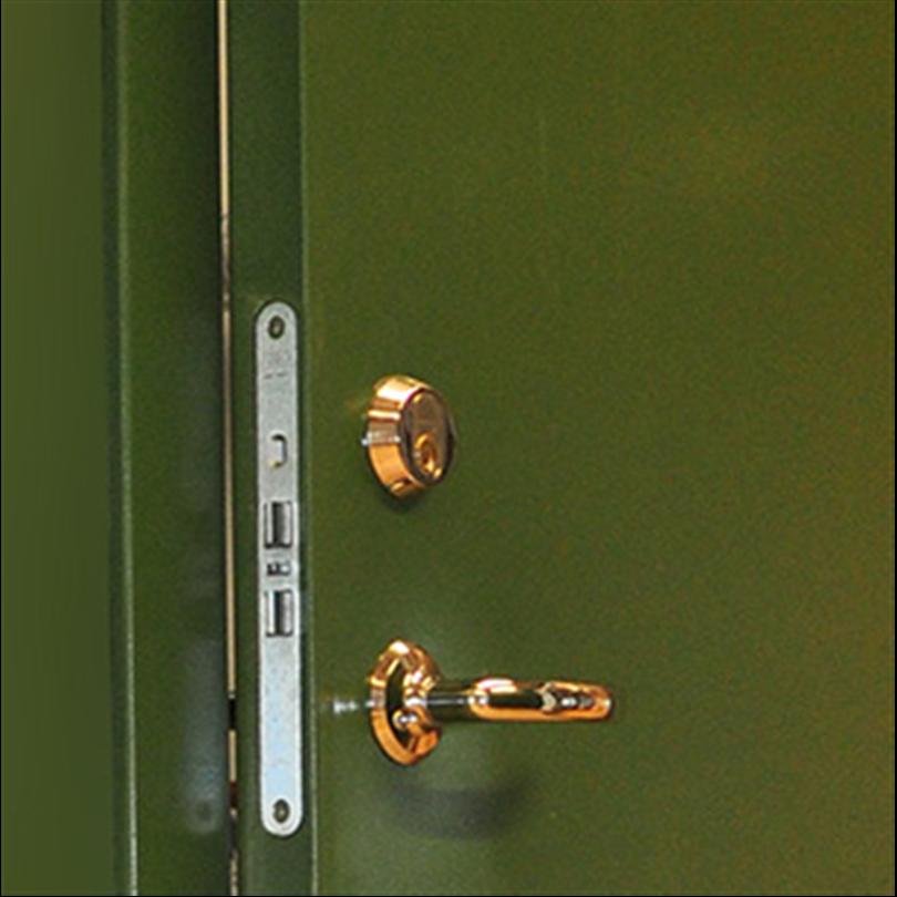 MaxiDoor säkerhetsdörrar