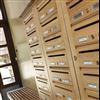 Postboxar BOX Natur i trapphus