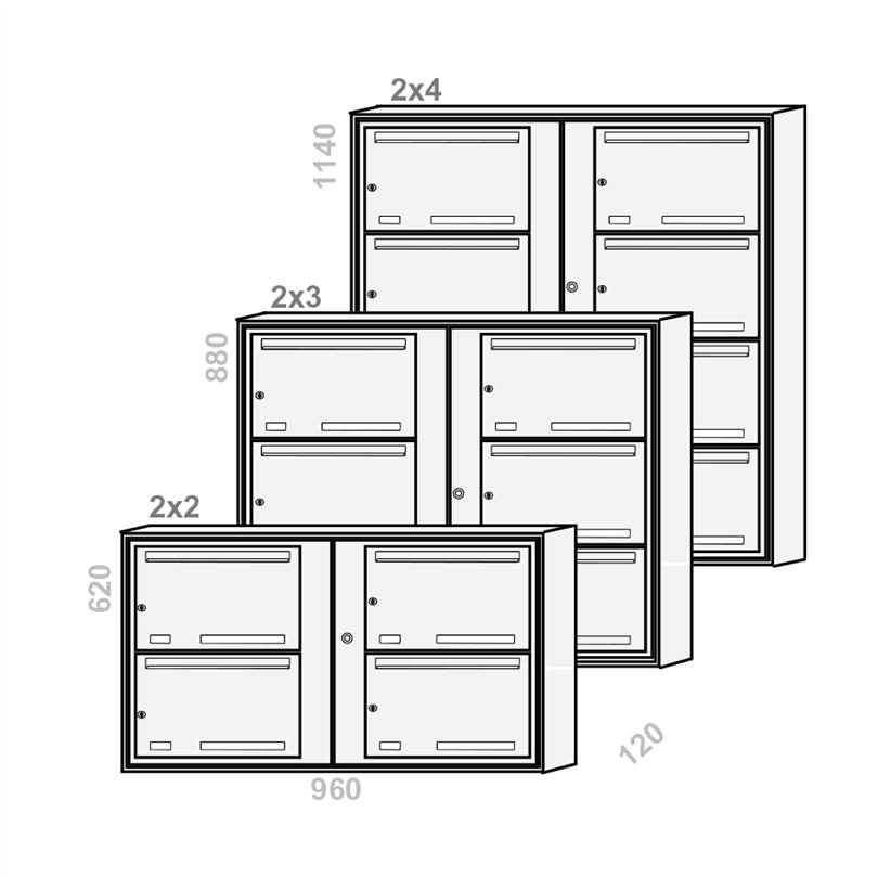 Postbox BOX Plan