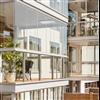 Lumon balkongräcken/fasadrenovering