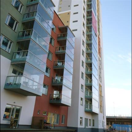 Kv Parkstad, Helsingfors