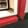 T-Emballage Aero-T tätningstejp, på fönster