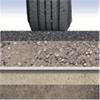 T-Emballage Geo T Standard N2 geotextil vid parkeringsplatser, uppfarter