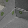 T-Emballage Krypgrundsfoam