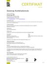 RISE Certifikat 0429/06