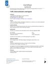 SP-certifikat SC0765-09