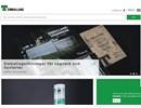 T-Emballage Luftspaltsskiva på webbplats