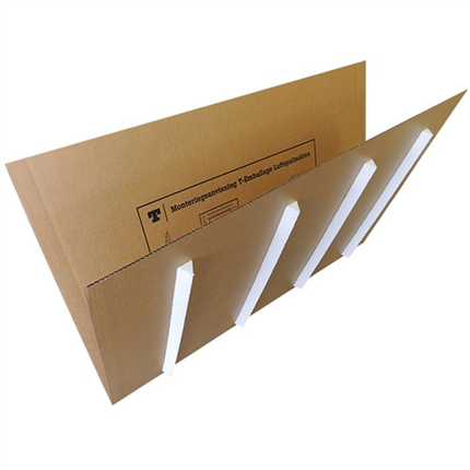 T-Emballage Luftspaltsskiva