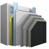 Systemuppbyggnad StoVentec C ventilerat fasadsystem