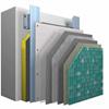 Systemuppbyggnad StoVentec M ventilerat fasadsystem